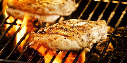Grilled Boneless Chicken Breast